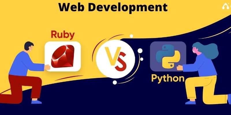 Python Vs Ruby: Which is the best language for web development?